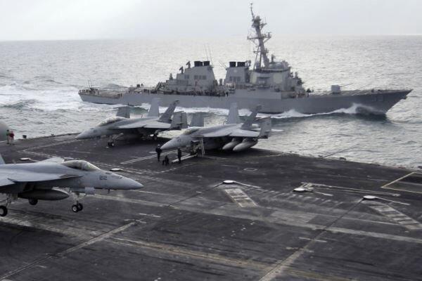 بیانیه سنتکام درباره ایجاد ائتلاف دریایی در خلیج فارس