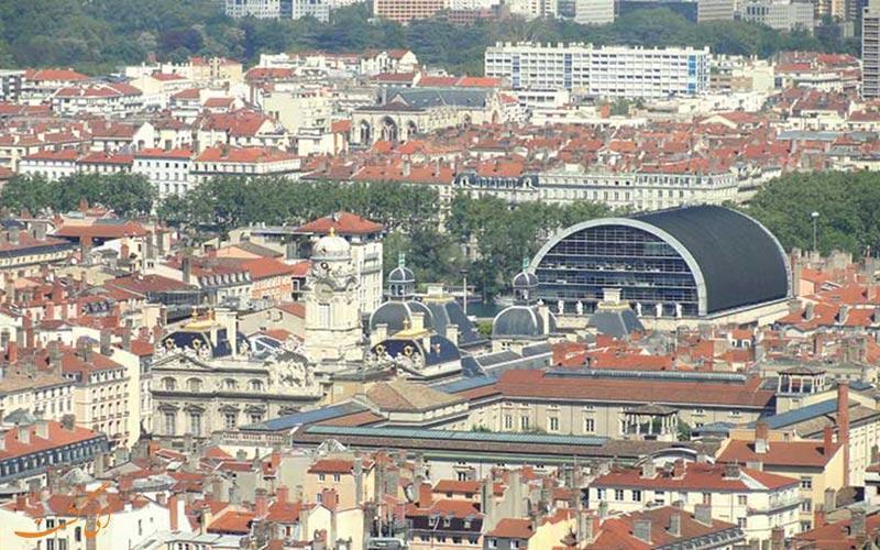 با شهر لیون در فرانسه آشنا شوید