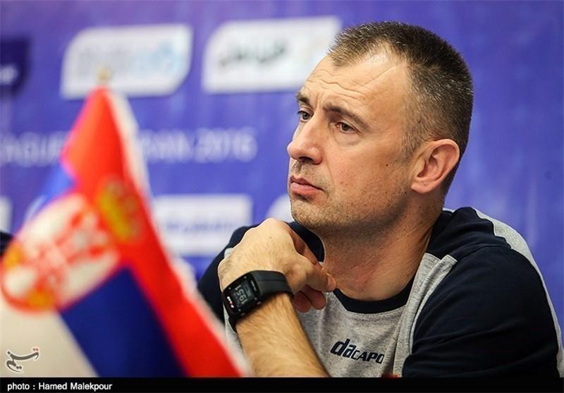 گربیچ از تیم ملی والیبال صربستان جدا شد