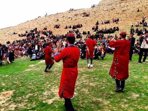 نوروزگاه و جشنواره گردشگری در کلات خراسان رضوی شروع شد