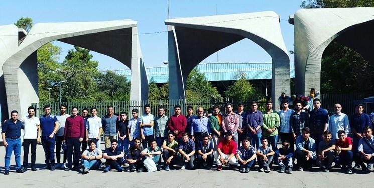جزئیات ورود به باشگاه دانش آموزی دانشگاه تهران اعلام شد