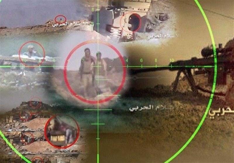 شکار 11 مزدور عربستان در عملیات یمنی ها
