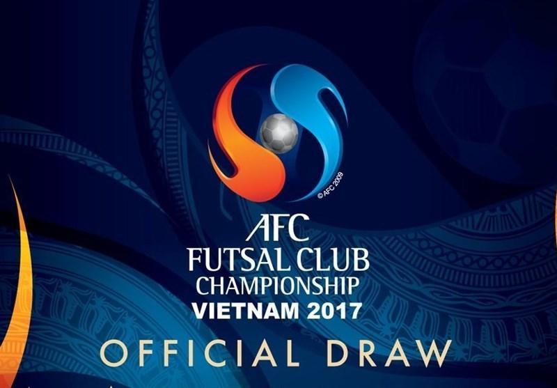 گیتی پسند پیروز ترین تیم ایرانی در جام باشگاه های فوتسال آسیا