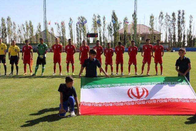 مصاف حیثیتی ملی پوشان نوجوان ایران با عربستان