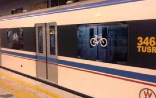 اضافه شدن 2 رام قطار به خطوط مترو تهران