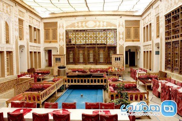 ملک التجار هتل امروز و خانه دیروز