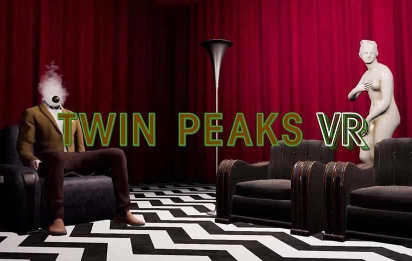 بازی واقعیت مجازی Twin Peaks به زودی عرضه می گردد
