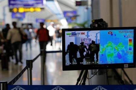 نصب دوربین حرارتی در برخی مبادی ورودی کشور برای جلوگیری از کرونا
