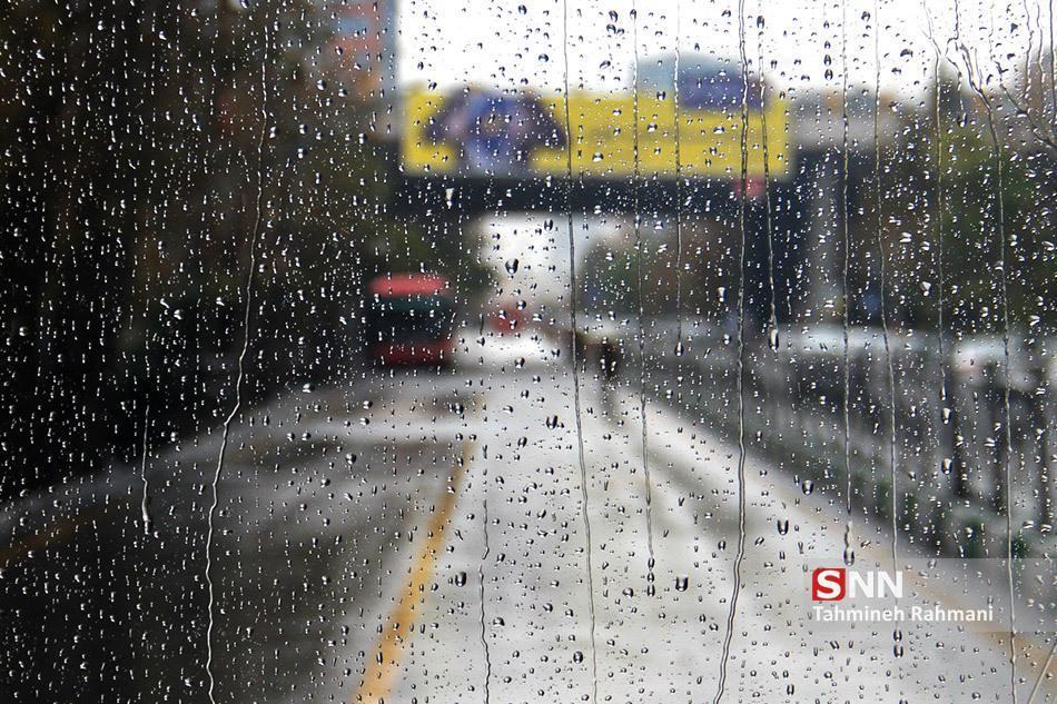 امروز و فردا باران مهمان کدام استان است؟