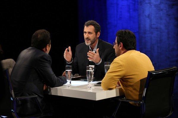مناظره پورحسن و قائدی درباره فلسفه برای بچه ها