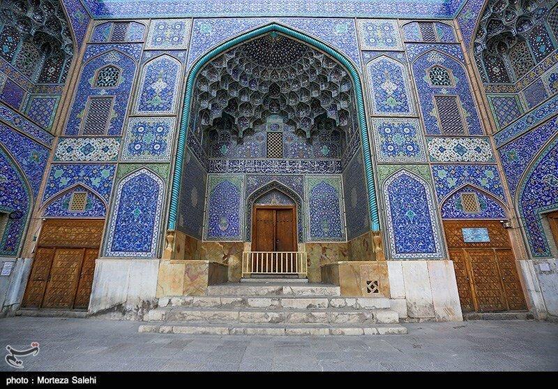 اماکن تاریخی و گردشگری اصفهان تا انتها نوروز به دلیل گسترش کرونا تعطیل است