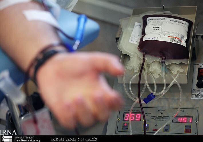 30ورزشکار صومعه سرائی خون اهدا کردند