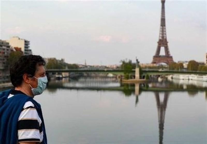 کرونا، 242 فرانسوی در 24 ساعت گذشته جان باختند