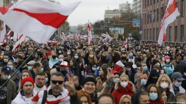 لیتوانی، تیخانوفسکایا را به بلاروس مسترد نمی کند